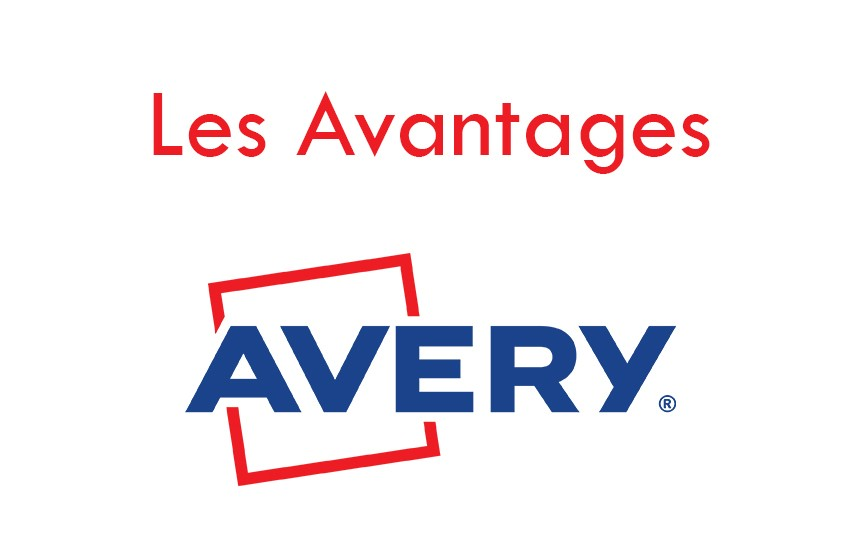Avantages Avery