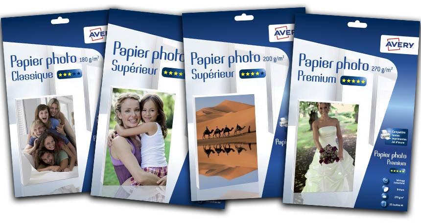papiers photo