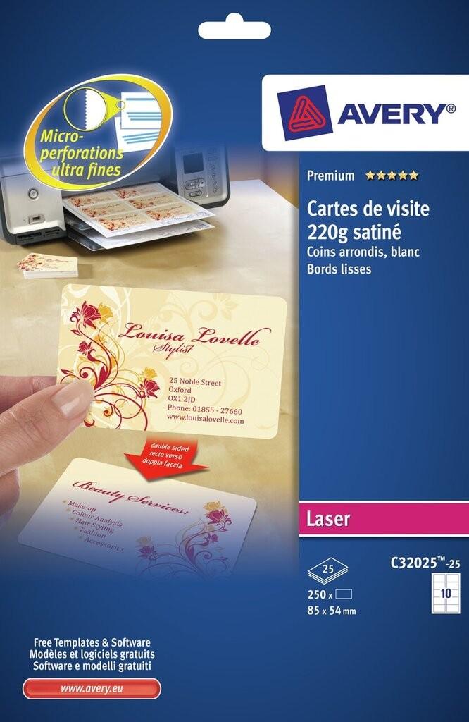 Cartes De Visite C32025 25
