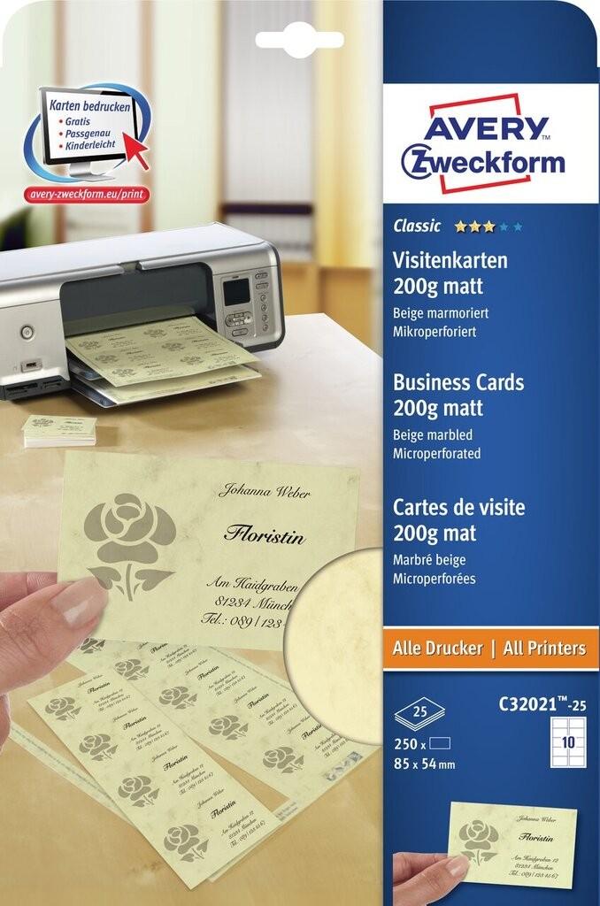 Cartes De Visite C32021 25