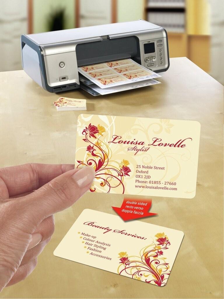 C32024 10 C32025 25 Carte De Visite Coins Arrondis Appl
