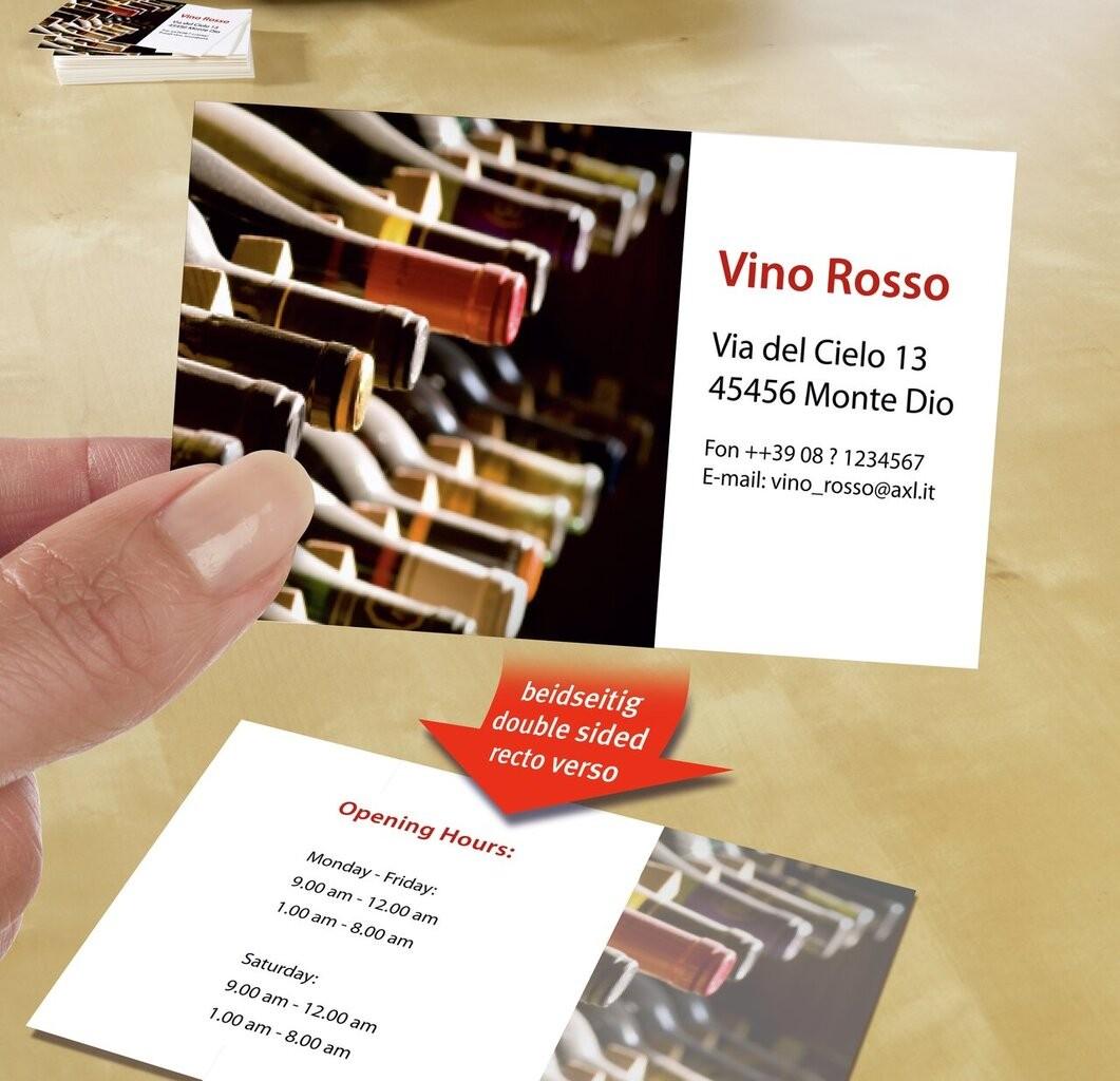 C32096 10 4004182246023 Karten Premium 260g Leinenstruktur Anw